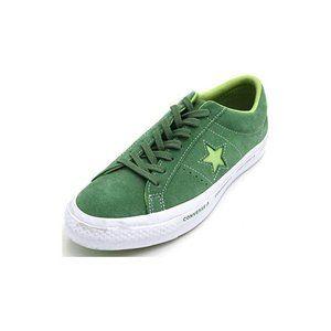 Converse Men's One Star OX Mint Green/White SZ 9.5